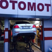 Photo taken at Birleşik Otomotiv Fiat Özel Hastane by Ahmet C. on 12/1/2016