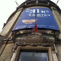 Photo taken at Musée Guimet – Musée National des Arts Asiatiques by Daniel K. on 12/27/2012