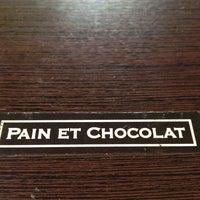 Foto tirada no(a) Pain et Chocolat por Glaucia B. em 2/28/2013