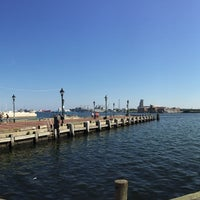Photo taken at Fells Point by Simorey M. on 9/1/2016