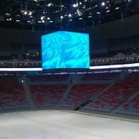 Снимок сделан в Олимпийский парк пользователем Виталий Л. 1/26/2013