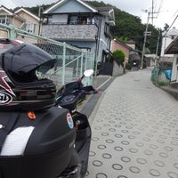 Photo taken at 暗越奈良街道 by Lace on 7/23/2017