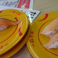 Снимок сделан в スシロー 瀬田店 пользователем Lace 4/24/2018