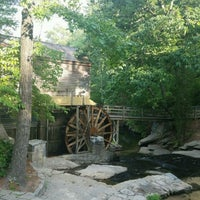 Photo taken at Grist Mill / Stone Mountain Park by Jeffery B. on 7/25/2016