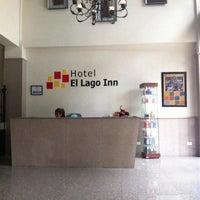 Photo taken at Hotel El Lago Inn by Vanessa R. on 9/17/2013