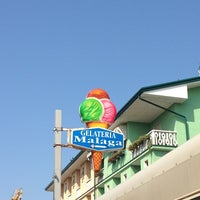 Photo taken at Malaga by Christina J. on 7/17/2013