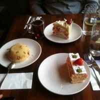 1/13/2013 tarihinde şen k.ziyaretçi tarafından Beyaz Fırın & Brasserie'de çekilen fotoğraf