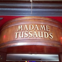 Photo prise au Madame Tussauds par Luiz Carlos K. le10/14/2012