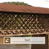 Photo taken at Taió by Caminhos do Alto Vale on 4/15/2015