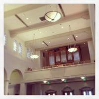 Photo taken at Church of the Good Shepherd by Jon Paul P. on 3/25/2013