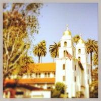 Photo taken at Church of the Good Shepherd by Jon Paul P. on 3/28/2013