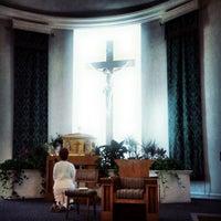 Photo taken at Church of the Good Shepherd by Jon Paul P. on 9/2/2013