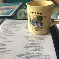 Photo taken at Em Le's Old Carmel Restarant by Carissa B. on 8/12/2014