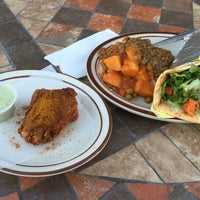 Photo taken at Curry Fried Chicken by Elizabeth L. on 9/24/2015