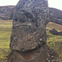 Photo taken at Easter Island by Ami G. on 11/5/2012