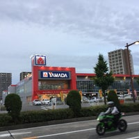 Photo taken at ヤマダ電機 テックランド名古屋千種店 by Dr.N on 6/15/2016