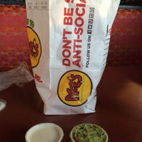Photo taken at Moe's Southwest Grill by Melanie R. on 9/3/2015