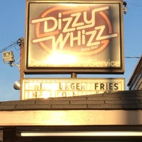Photo taken at Dizzy Whizz Drive-In by Melanie R. on 3/16/2018