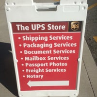 Photo taken at The UPS Store by Melanie R. on 6/21/2016