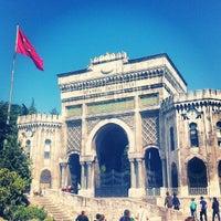 5/16/2013 tarihinde Aleksey S.ziyaretçi tarafından İstanbul Üniversitesi'de çekilen fotoğraf