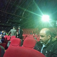 Photo taken at El Baloon Theatre by Abdullah F. on 2/22/2018