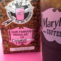 Photo taken at Marylou's Coffee by Steph R. on 7/21/2013