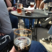 Photo taken at Westover Market Beer Garden by Steph R. on 4/7/2013