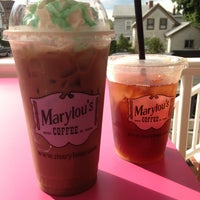 Photo taken at Marylou's Coffee by Steph R. on 7/14/2013