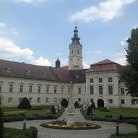 Das Foto wurde bei Stift Altenburg von Natalino B. am 7/25/2013 aufgenommen