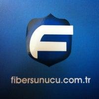 Photo taken at FiberServer Datacenter Services Provider by NEJ@T 🇹🇷 on 2/5/2014