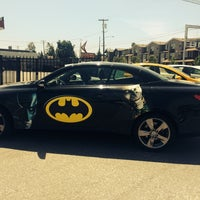 Photo taken at Magnussen's Toyota of Palo Alto by Sebrina S. on 5/22/2014