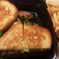 Photo taken at The Habit Burger Grill by Cynthia R. on 11/10/2014