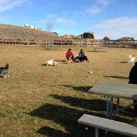 Photo taken at Badger Mountain Dog Park by Cynthia E. on 1/27/2013
