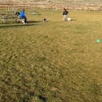 Photo taken at Badger Mountain Dog Park by Cynthia E. on 12/10/2012