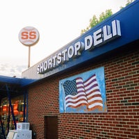 Photo taken at Shortstop Deli by Rick C. on 5/14/2014