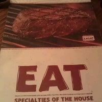 Photo taken at Outback Steakhouse by Jason L. on 12/15/2012