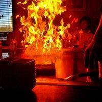 Photo taken at Wasabi Japanese Steakhouse & Sushi Bar by Jason L. on 3/28/2013
