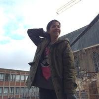 Photo taken at Sint-Paulusinstituut - campus LBL by Angelina T. on 1/4/2016