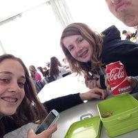 Photo taken at Sint-Paulusinstituut - campus LBL by Angelina T. on 6/1/2015