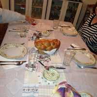 Photo taken at MALCA'S House For Friday Dinner by Motti.  (Mordechai) L. on 3/23/2013