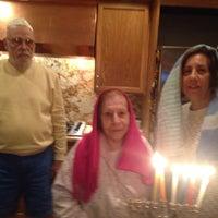 Photo taken at MALCA'S House For Friday Dinner by Motti.  (Mordechai) L. on 12/11/2015
