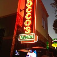 Photo taken at Rocco's Tavern by Motti.  (Mordechai) L. on 4/9/2013