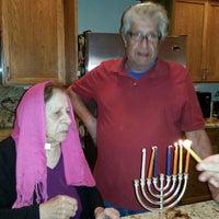 Photo taken at MALCA'S House For Friday Dinner by Motti.  (Mordechai) L. on 12/13/2015