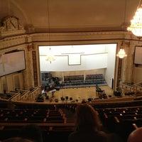 Photo taken at First Corinthian Baptist Church by Nicolas on 2/10/2013