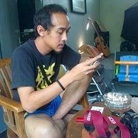 Photo taken at Photohomestudio by Gde Wira B. on 6/15/2013