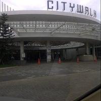 Photo taken at Citywalk Lippo Cikarang by Lukita on 1/16/2013
