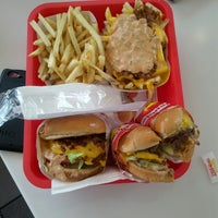 Photo taken at In-N-Out Burger by James M. on 3/28/2013