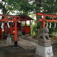 Photo taken at 革島春日神社 by mamachogo on 6/24/2013