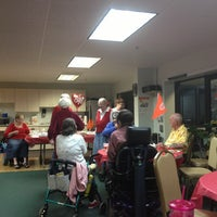 Photo taken at Heritage Oaks Community Center by Viktoria M. on 2/16/2013