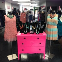 Photo taken at Trade Chic Plus Size Boutique by Lindsey T. on 8/17/2013
